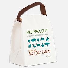 Unique Farms Canvas Lunch Bag