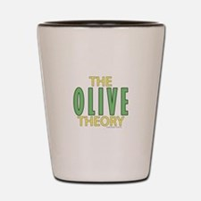 The Olive Theory Shot Glass