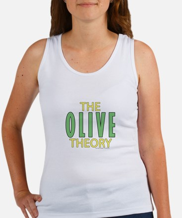 The Olive Theory Tank Top