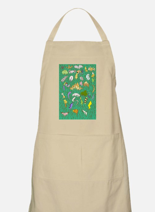 Cute Catoons Apron
