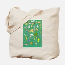 Cute Mons Tote Bag