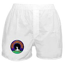 White Motherfucker Notorious  Boxer Shorts