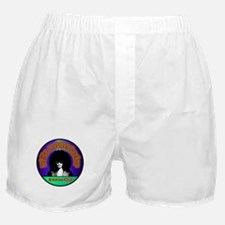 White Motherfucker Notorious  Boxer Shorts