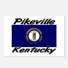 Pikeville Kentucky Postcards (Package of 8)