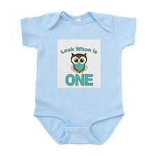 Unique 1st birthday ideas Infant Bodysuit