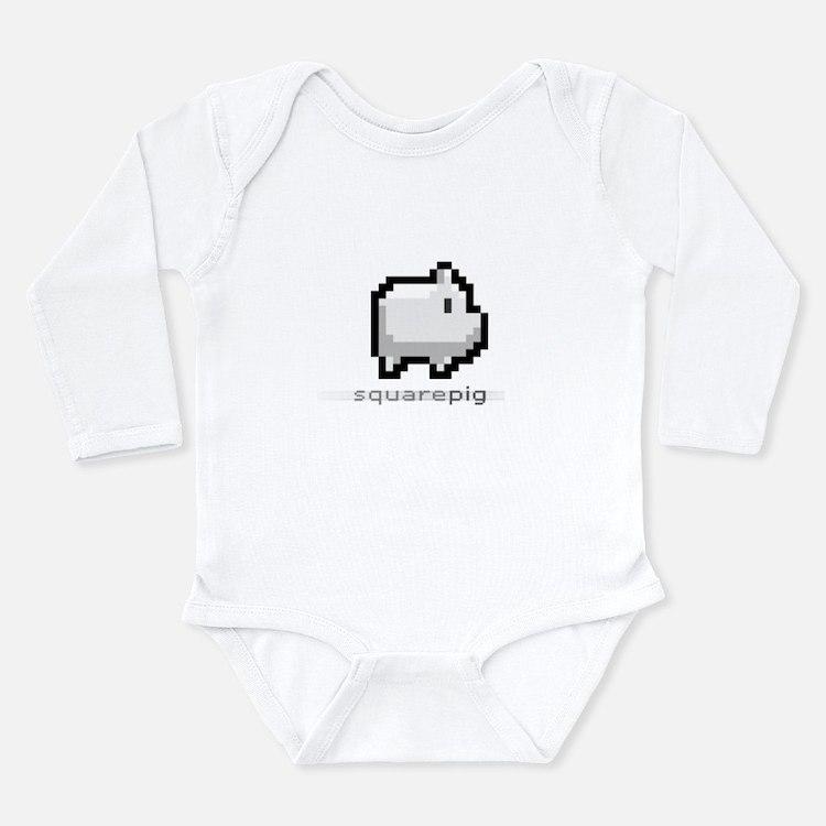 Cute Sacramento bands Long Sleeve Infant Bodysuit