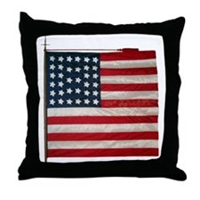 Unique Irish military Throw Pillow