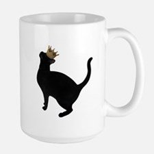 Cat Crown Mugs
