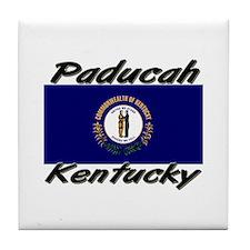 Paducah Kentucky Tile Coaster