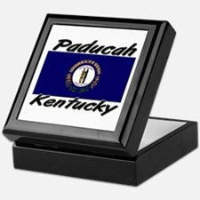 Paducah Kentucky Keepsake Box
