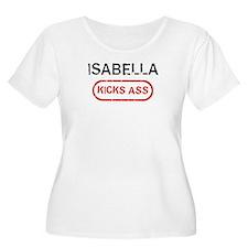 ISABELLA kicks ass T-Shirt