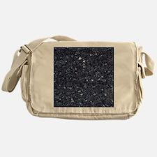 GRANITE BLUE-BLACK 1 Messenger Bag