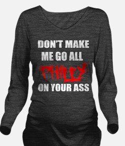 All Philly Long Sleeve Maternity T-Shirt
