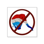 Stop The Gop Elephant Sticker