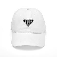 SuperHoosier(metal) Baseball Cap