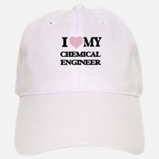 I love my Chemical Engineer (Heart Made from W Baseball Baseball Cap