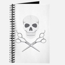 Skull Scissors Journal