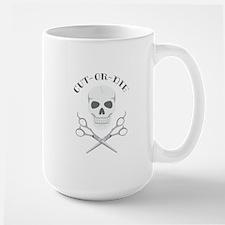 Cut Or Die Mugs