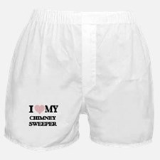 I love my Chimney Sweeper (Heart Made Boxer Shorts