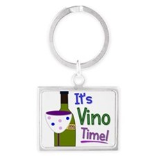 It's Vino Time! Keychains