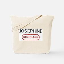 JOSEPHINE kicks ass Tote Bag