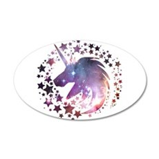 Unicorn Universe Wall Sticker