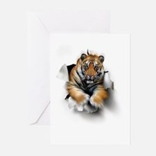 Animals Greeting Cards (Pk of 20)