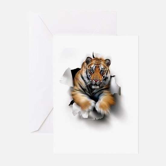 Unique Animal Greeting Cards (Pk of 20)