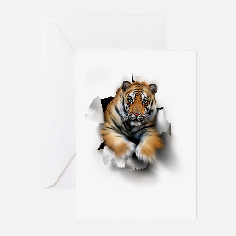 Cute Animal Greeting Cards (Pk of 20)