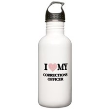 I love my Corrections Water Bottle