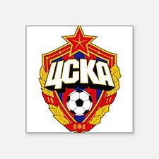 CSKA Soviet Russian Football Red Army Club Sticker