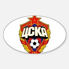 CSKA Soviet Russian Football Red Army Club Decal