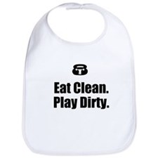 Cute Burpees Bib