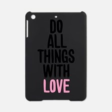 Do with Love iPad Mini Case