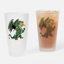 Dragon.png Drinking Glass