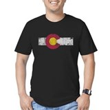 Colorado Fitted Dark T-Shirts