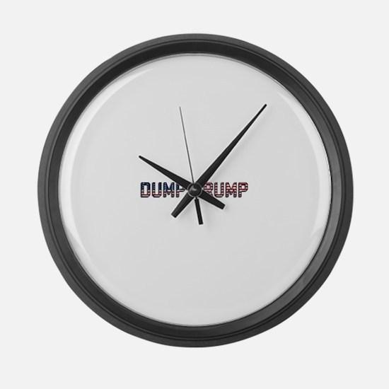 Unique Gop Large Wall Clock