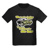Smokey and the bandit Kids T-shirts (Dark)
