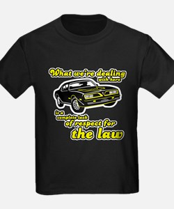 Cute Smokey and the bandit movie T