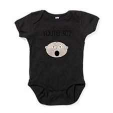 Unique 30 birthday Baby Bodysuit