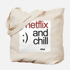 Cute Chill Tote Bag