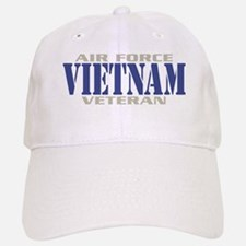 VIETNAM AIR FORCE VETERAN! Baseball Baseball Cap
