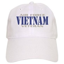 VIETNAM AIR FORCE VETERAN! Baseball Cap