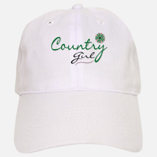 Country Girl Baseball Baseball Baseball Cap