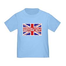 Everyone Loves a British Boy T