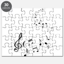 music is soul life Puzzle