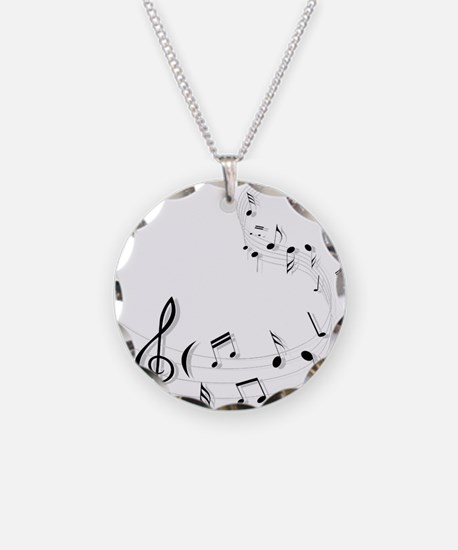 Music for the soul Necklace