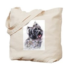 Cairn Terrier 2 Tote Bag