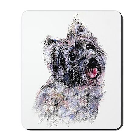 Cairn Terrier 2 Mousepad