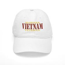 VIETNAM WAR MARINES VETERAN! Baseball Cap